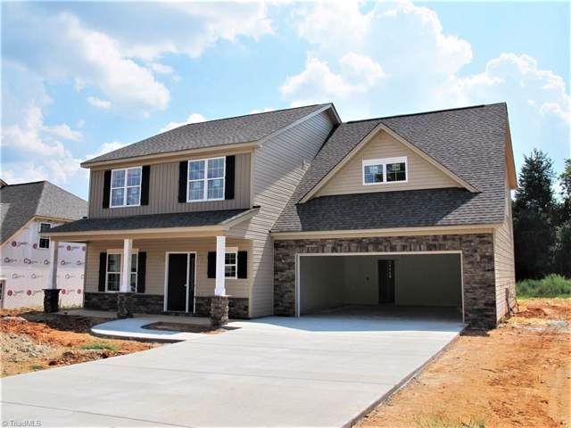 614 Dorchester Street, Clemmons, NC 27012 (MLS #951267) :: Kim Diop Realty Group