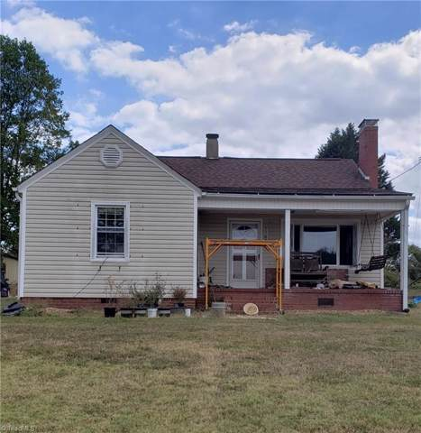 3368 Us Highway 158, Mocksville, NC 27028 (MLS #951292) :: HergGroup Carolinas | Keller Williams