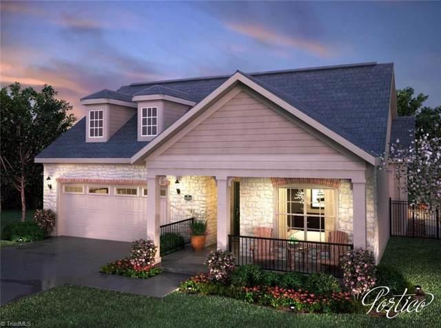 667 Ashley Woods Drive #107, Gibsonville, NC 27249 (MLS #951327) :: Ward & Ward Properties, LLC