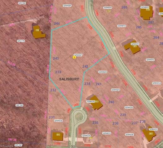 421 Rugby Road, Salisbury, NC 28144 (MLS #951396) :: Berkshire Hathaway HomeServices Carolinas Realty