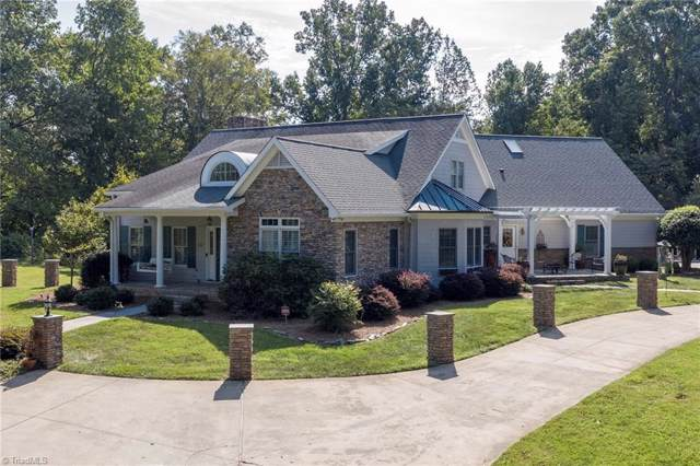 346 Yadkin Valley Road, Advance, NC 27006 (MLS #951441) :: RE/MAX Impact Realty