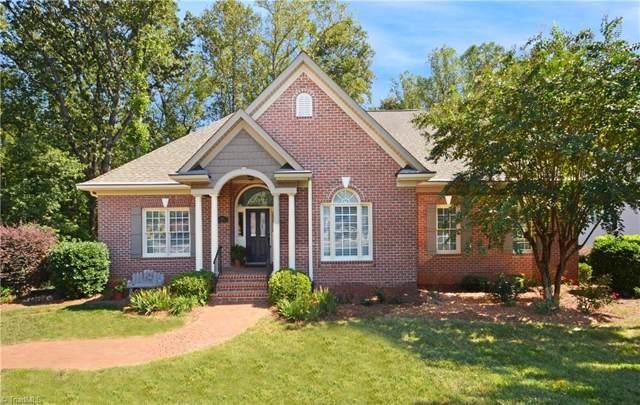 531 Paigebrook Drive, Winston Salem, NC 27106 (MLS #951576) :: Berkshire Hathaway HomeServices Carolinas Realty