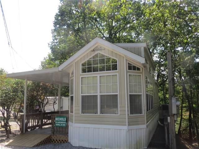 261 Laurelwood Lane, Traphill, NC 28685 (MLS #951674) :: Ward & Ward Properties, LLC