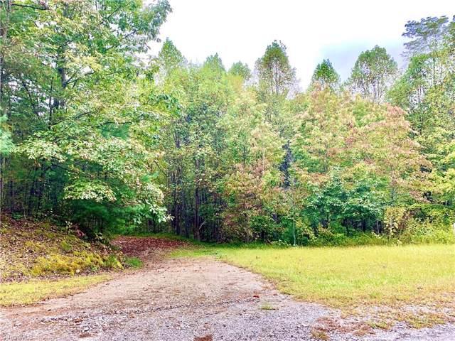 102 Staghorn Road, Purlear, NC 28665 (MLS #951704) :: Ward & Ward Properties, LLC
