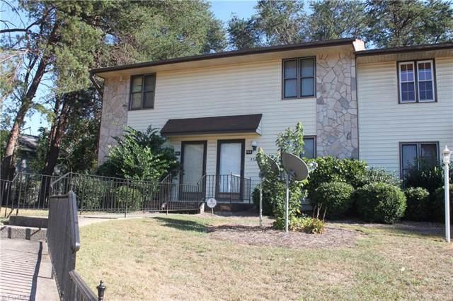 930 S Ridge Court #139, Winston Salem, NC 27107 (MLS #951801) :: RE/MAX Impact Realty