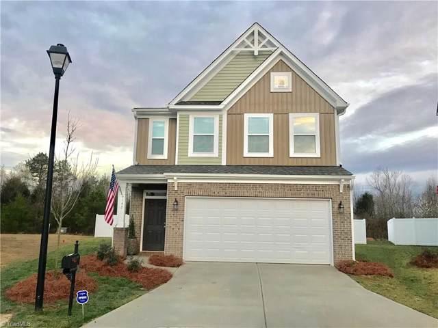 142 Habersham Court, Lexington, NC 27295 (MLS #951842) :: Ward & Ward Properties, LLC