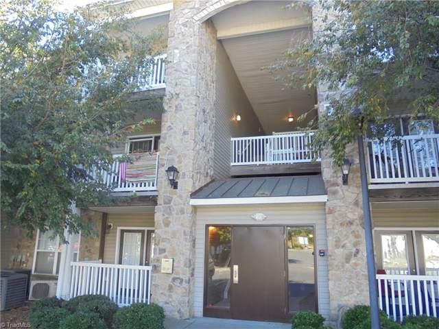 4455 Brassfield Drive #104, Winston Salem, NC 27105 (MLS #951860) :: Ward & Ward Properties, LLC