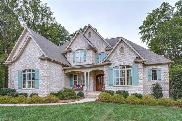 4 Whaton Oaks Court, Greensboro, NC 27408 (MLS #951892) :: HergGroup Carolinas | Keller Williams