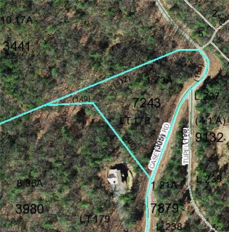 0 Deer Run Lot 78, Purlear, NC 28665 (MLS #951994) :: Ward & Ward Properties, LLC