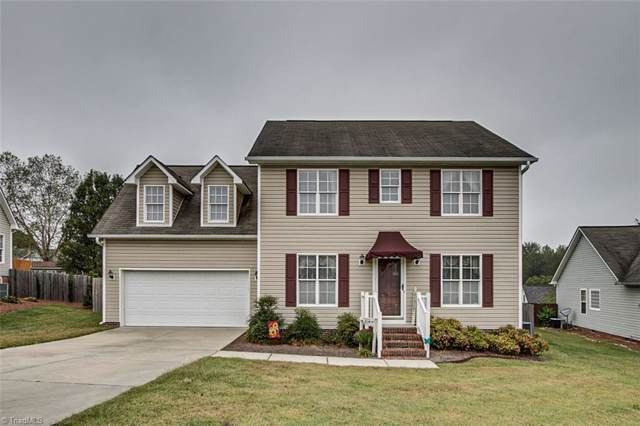 405 Sterling Ridge Drive, Archdale, NC 27263 (MLS #952005) :: HergGroup Carolinas | Keller Williams