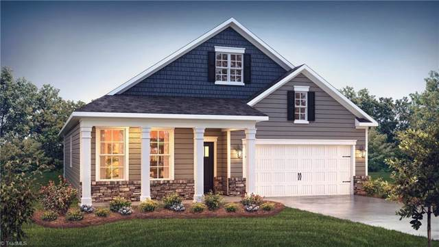 5210 Garnet Hill Drive, Clemmons, NC 27012 (MLS #952271) :: Ward & Ward Properties, LLC