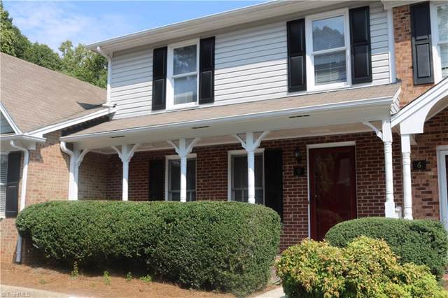 8 Brandy Court, Greensboro, NC 27409 (MLS #952313) :: Ward & Ward Properties, LLC