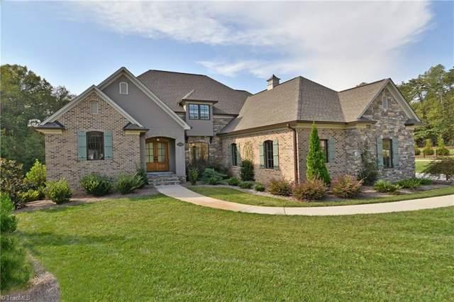 1664 Sweetgrass Trail, Winston Salem, NC 27106 (MLS #952443) :: Berkshire Hathaway HomeServices Carolinas Realty