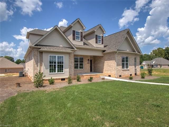2005 Verde Lane, Greensboro, NC 27455 (MLS #952594) :: Ward & Ward Properties, LLC