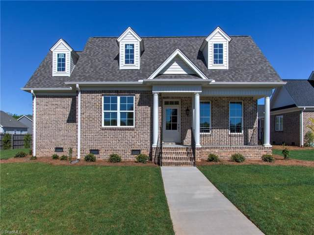 2009 Verde Lane, Greensboro, NC 27455 (MLS #952609) :: Ward & Ward Properties, LLC
