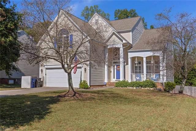 4005 Velinda Drive, Winston Salem, NC 27106 (MLS #952617) :: Berkshire Hathaway HomeServices Carolinas Realty