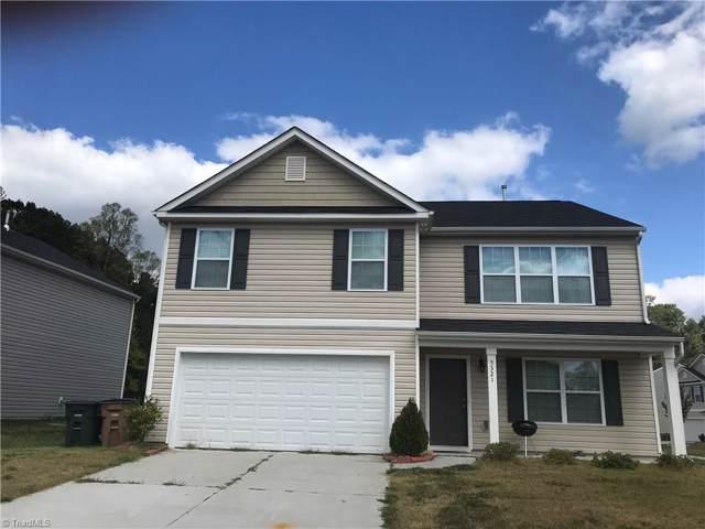 5321 Silverbrook Drive, Mcleansville, NC 27301 (MLS #952634) :: Lewis & Clark, Realtors®