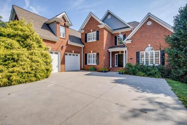4115 Willow Knoll Lane, Winston Salem, NC 27106 (MLS #952654) :: HergGroup Carolinas | Keller Williams