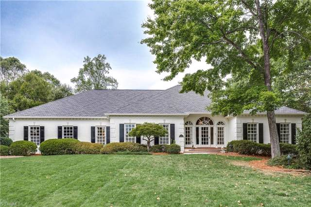 5 Oak Glen Court, Greensboro, NC 27408 (MLS #952750) :: Berkshire Hathaway HomeServices Carolinas Realty