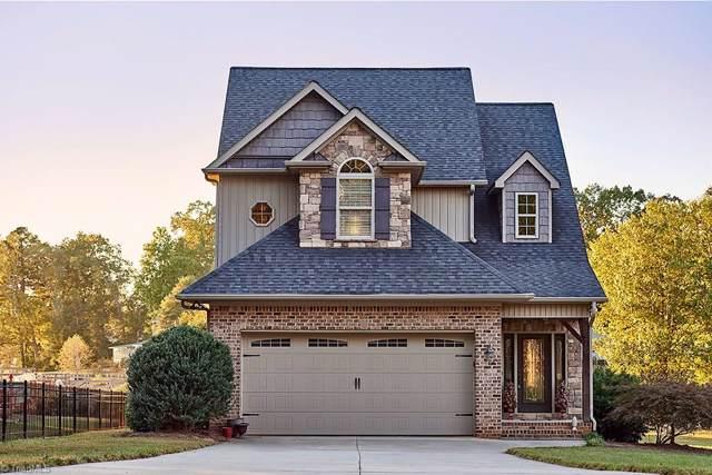 676 High Rock Shores Drive, Lexington, NC 27292 (MLS #952789) :: Ward & Ward Properties, LLC