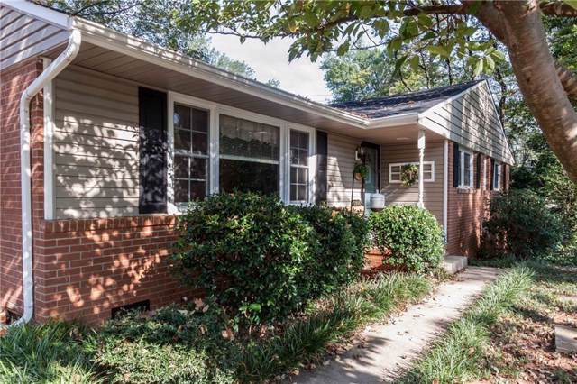 1101 Meade Drive, Greensboro, NC 27410 (MLS #952790) :: HergGroup Carolinas | Keller Williams