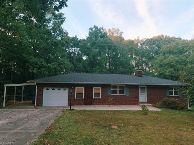 321 Country Lane, Winston Salem, NC 27107 (MLS #952839) :: Ward & Ward Properties, LLC