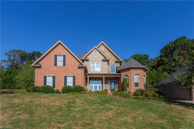 4693 Pebble Lake Drive, Pfafftown, NC 27040 (MLS #952847) :: Ward & Ward Properties, LLC