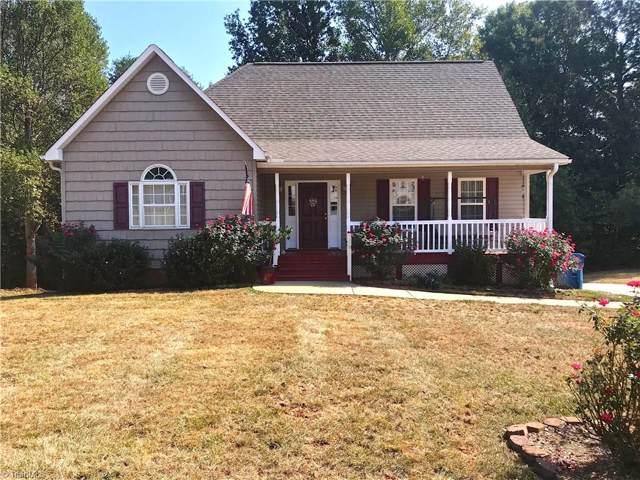184 Elisha Creek Drive, Mocksville, NC 27028 (MLS #952874) :: Lewis & Clark, Realtors®