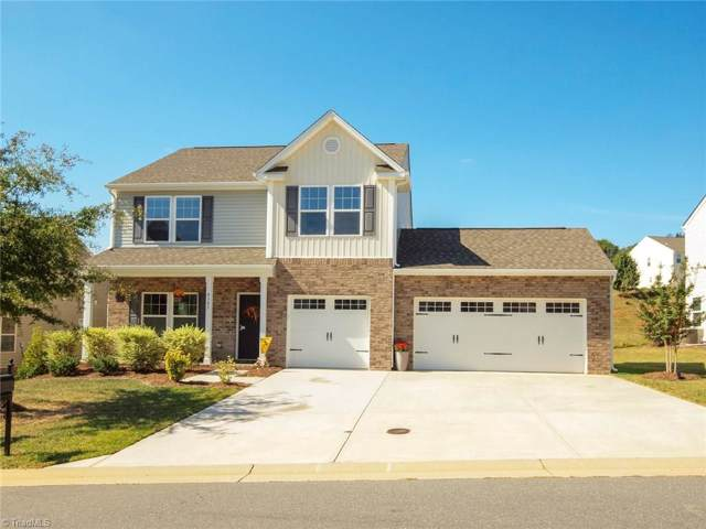 4305 Lochurst Drive, Pfafftown, NC 27040 (MLS #952992) :: HergGroup Carolinas | Keller Williams