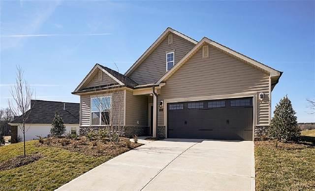 5150 Garnet Hill Drive, Clemmons, NC 27012 (MLS #953000) :: Ward & Ward Properties, LLC