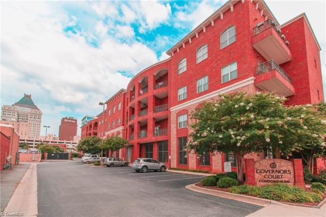 113 N Church Street #311, Greensboro, NC 27401 (MLS #953001) :: Ward & Ward Properties, LLC