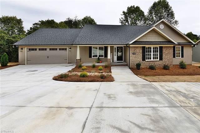 1428 S Peace Haven Road, Clemmons, NC 27012 (MLS #953008) :: Ward & Ward Properties, LLC