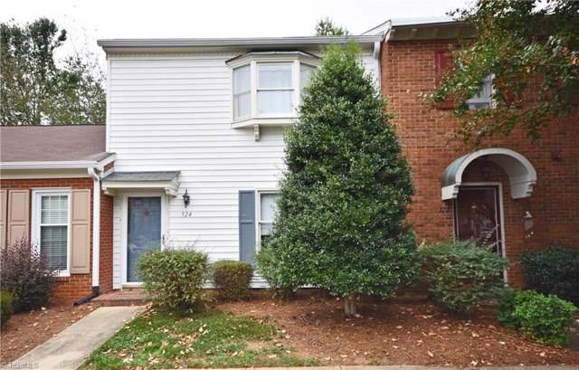 324 Oak Arbor Lane, Winston Salem, NC 27104 (MLS #953017) :: Berkshire Hathaway HomeServices Carolinas Realty