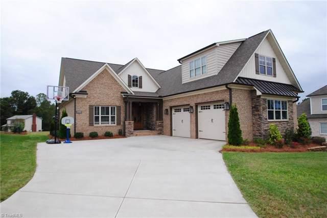 4812 Summer Hill Way, Winston Salem, NC 27106 (MLS #953061) :: Berkshire Hathaway HomeServices Carolinas Realty