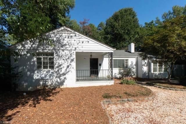 1208 W Cornwallis Drive, Greensboro, NC 27408 (MLS #953066) :: HergGroup Carolinas | Keller Williams
