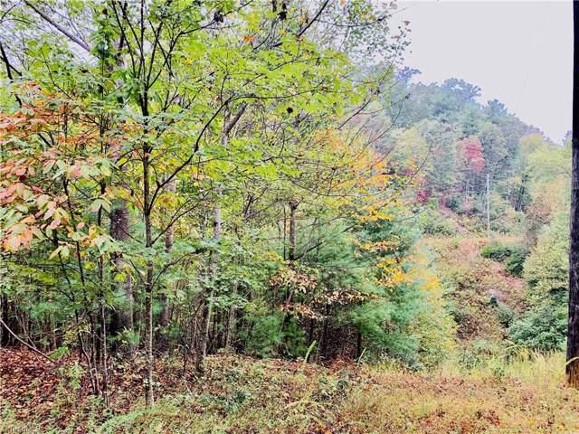 41 Bobcat Mountain Road, Purlear, NC 28665 (MLS #953128) :: Ward & Ward Properties, LLC