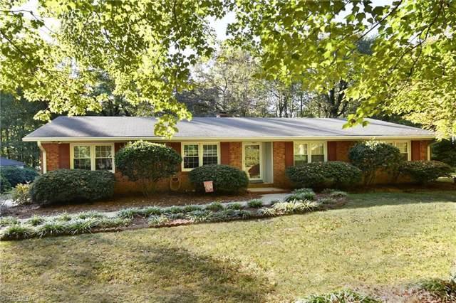 4315 Rosebriar Lane, Winston Salem, NC 27106 (MLS #953140) :: HergGroup Carolinas | Keller Williams