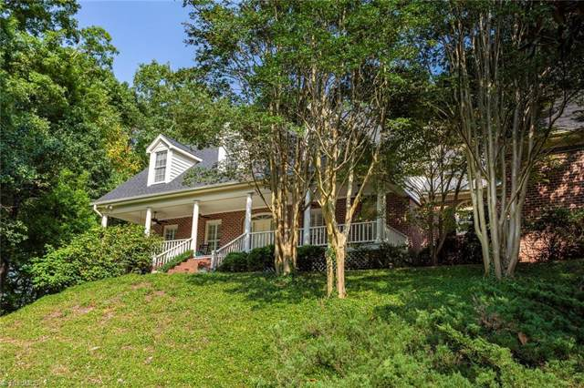 1574 Old Lexington Road, Asheboro, NC 27205 (MLS #953174) :: Ward & Ward Properties, LLC