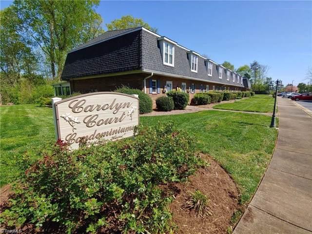502 Carolyn Court, Eden, NC 27288 (MLS #953213) :: Ward & Ward Properties, LLC