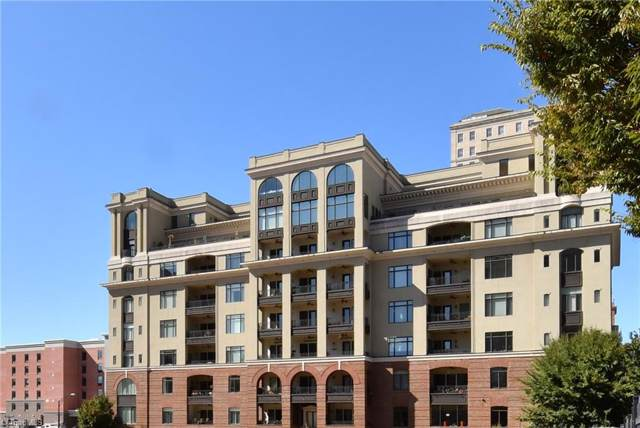 1 Park Vista Lane #550, Winston Salem, NC 27101 (MLS #953263) :: RE/MAX Impact Realty