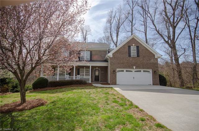 4540 Pebble Lake Drive, Pfafftown, NC 27040 (MLS #953292) :: Ward & Ward Properties, LLC