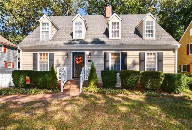 5408 Chatfield Square, Greensboro, NC 27410 (MLS #953349) :: HergGroup Carolinas | Keller Williams