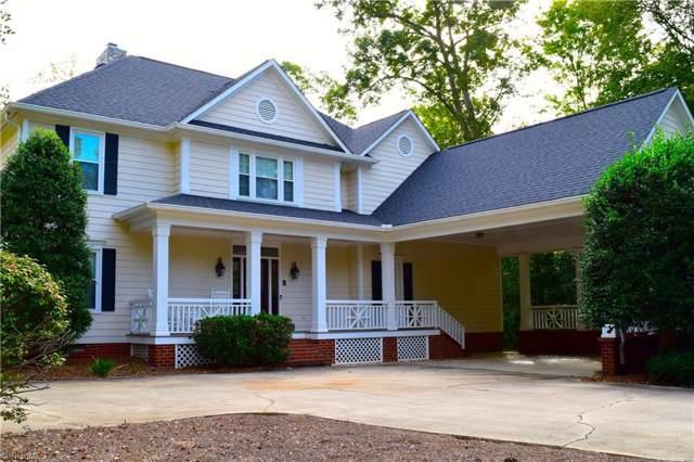 131 Lassiter Mill Road, New London, NC 28127 (MLS #953373) :: Ward & Ward Properties, LLC