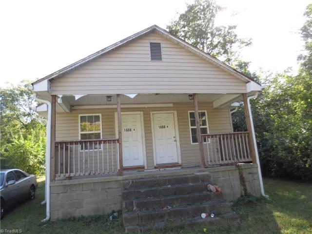 1608 Brockett Avenue, High Point, NC 27265 (MLS #953433) :: HergGroup Carolinas | Keller Williams