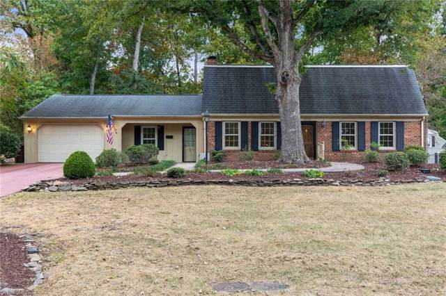 1225 Kensington Drive, High Point, NC 27262 (MLS #953438) :: Ward & Ward Properties, LLC