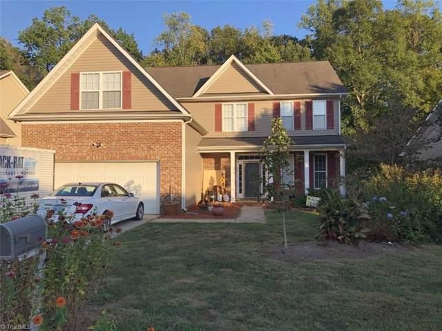 4510 Ridgefall Road, Greensboro, NC 27410 (MLS #953475) :: HergGroup Carolinas | Keller Williams