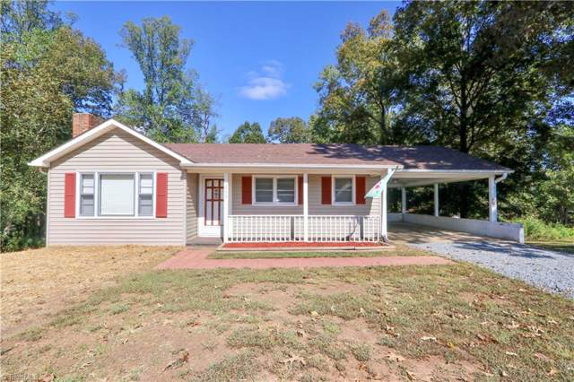 265 E Walker Road, Elkin, NC 28621 (MLS #953481) :: Ward & Ward Properties, LLC