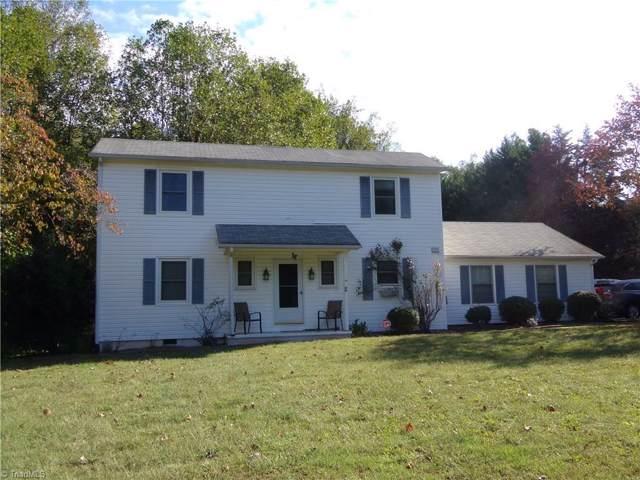 4711 Leinbach Drive, Winston Salem, NC 27106 (MLS #953511) :: RE/MAX Impact Realty