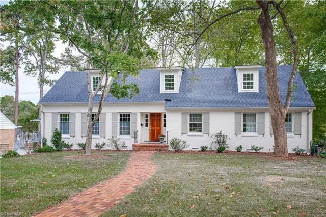 1904 Huntington Road, Greensboro, NC 27408 (MLS #953526) :: HergGroup Carolinas | Keller Williams