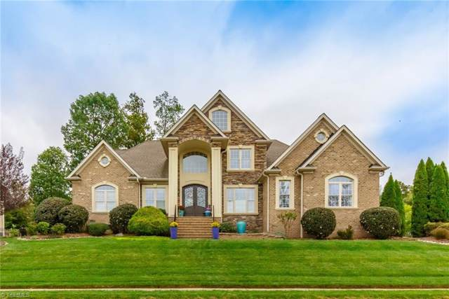 1024 Dunleigh Drive, Burlington, NC 27215 (MLS #953529) :: Ward & Ward Properties, LLC